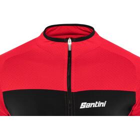 Santini Ali Jersey Herre red